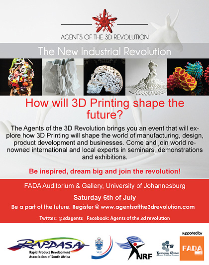 Agents of the 3D revolution