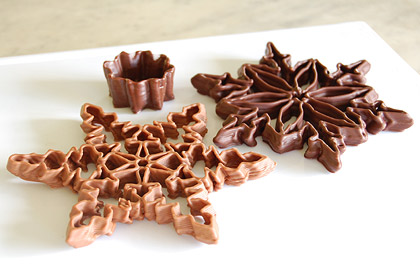 Jonathan Keep, Chocolate 3D Printing