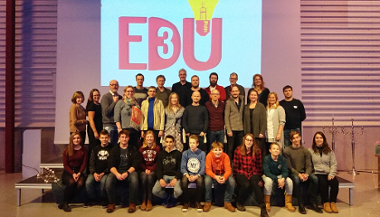 Erasmus+ 3D Education