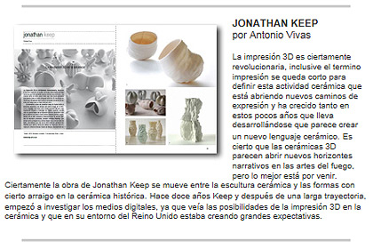 Revista Ceramic magazine